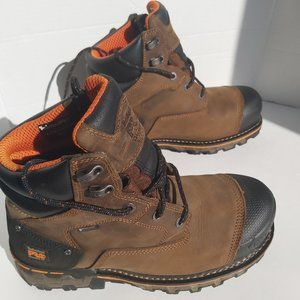 Timberland Pro Boondock Industrial Safety Boots